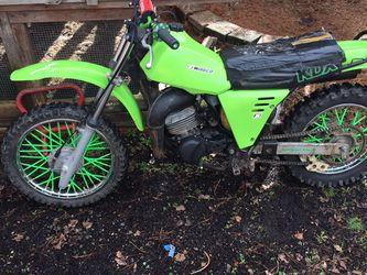 Kdx80 Kawasaki Dirt bike for Sale in Battle Ground,  WA