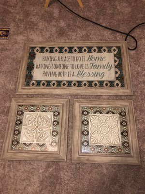 Home decor from Kirkland's for Sale in Youngsville, NC