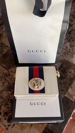 GUCCI Rajah Chain Card Case Wallet for Sale in Santa Ana, CA
