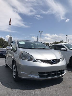 2012 Honda Fit Hatchback BHPH $1,500 Down for Sale in Tampa, FL