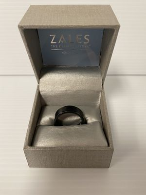 Tungsten 8MM Black Brand New Size 10 Men's for Sale in Cabot, AR