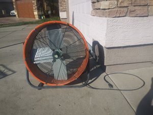fanned large iron blade in good condition for Sale in Phoenix, AZ