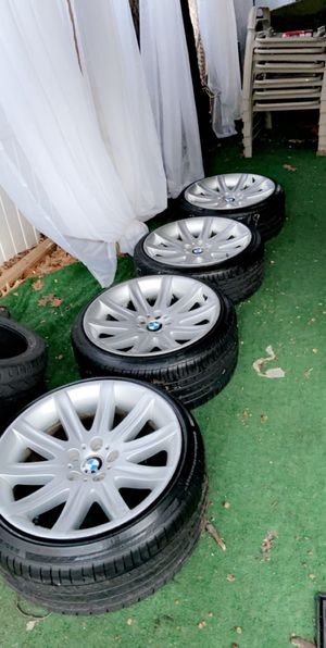 BMW STYLE 95 RIMS for Sale in Passaic, NJ