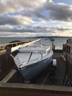 San Juan 21 Sailboat for Sale in Burien, WA
