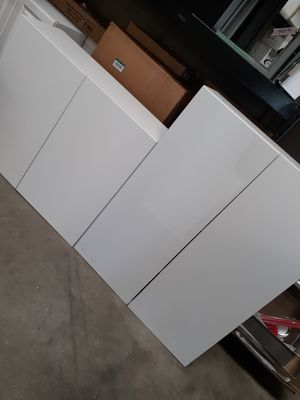 2 NEW KITCHEN FARAGE OR LAUNDRY CABINETS for Sale in Glendale, AZ