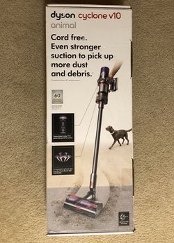 Dyson Cyclone V10 Animal Cordless Vacuum for Sale in Seattle,  WA