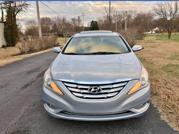 Hyundai sonata 2011 limited