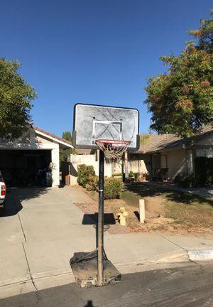 Basketball Hoop Free for Sale in Murrieta, CA