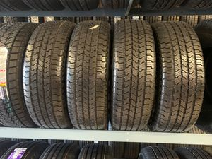 New set 215-65R17, Goodyear tires for Sale in Raleigh, NC