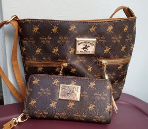 BRAND NEW BEVERLY HILLS POLO CLUB CROSSBODY WITH WALLET for Sale in Hayward, CA