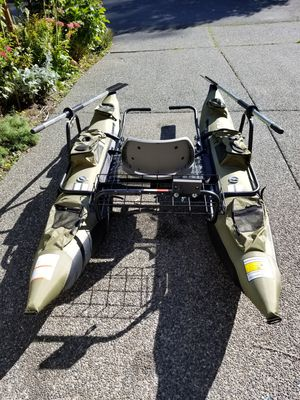 9ft Pontoon Boat for Sale in Mill Creek, WA