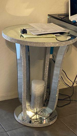 Glass side table for Sale in Phoenix, AZ