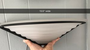 Wall mount light fixture for Sale in Acton, MA