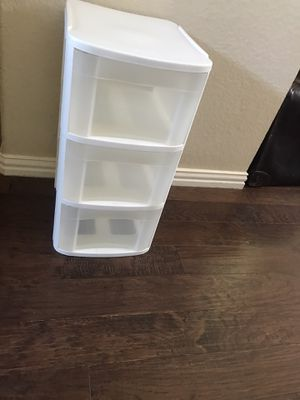 3 Drawer Storage Cart for Sale in Fort Worth, TX