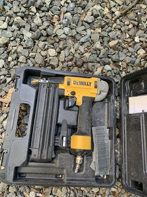 Finish nail gun for Sale in Germantown, MD