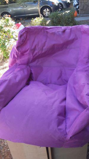 Pink Big Joe Bean Bag chair for Sale in Gilbert, AZ