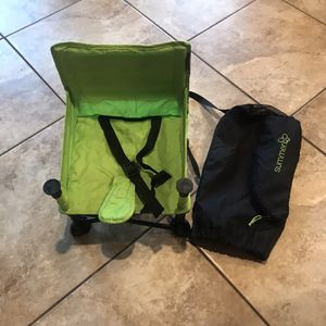 Summer Portable Booster Chair For Indoor/Outdoor for Sale in Cypress, TX