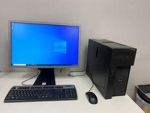 Dell Precision i7 Desktop Set for Sale in Huntington Beach, CA