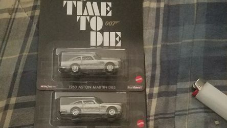 (3) 2021 Hot Wheels 007 No Time To Die Cars for Sale in Everett,  WA