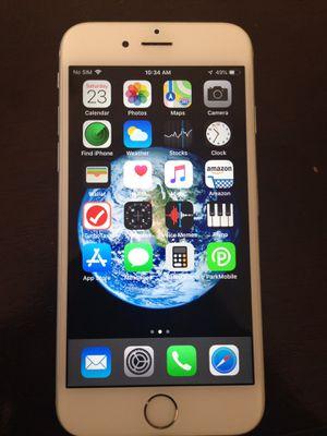 IPhone 6s 64GB/ UNLOCKED/CLEAN for Sale in Fairfax, VA