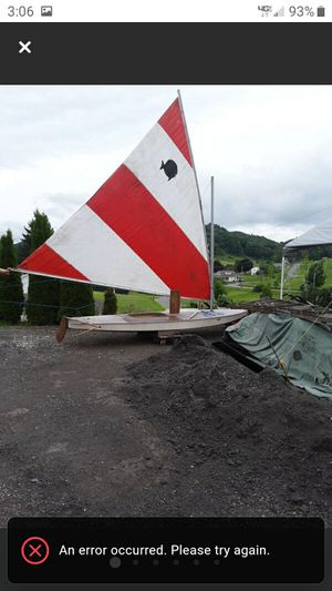 Personal sailboat for Sale in Johnstown, PA