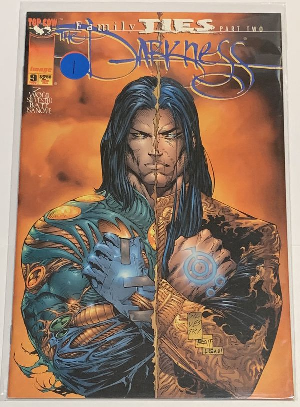Darkness 9 Image Comics