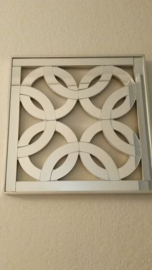 Mirrored wall decor- Pier 1 for Sale in Benbrook, TX