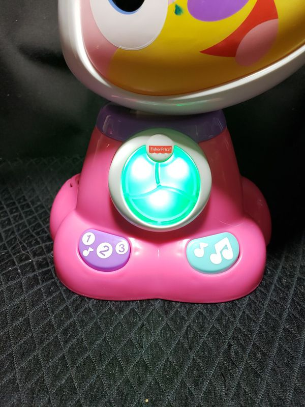 Fisher Price Bright Beats Dance & Move beat bow wow.