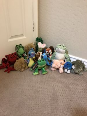 Stuffed Animals Lot 16 Disney Ty Fiesta for Sale in Phoenix, AZ