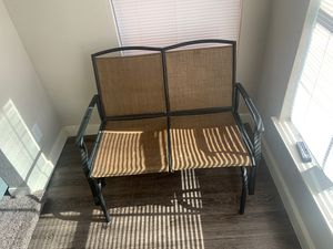 Porch swing chair for Sale in Houston, TX