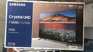 "50"" Samsung Smart 4K UHD tv HDR 2160p for Sale in Rancho Cucamonga, CA"