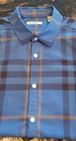 Men's Burberry Brit Shirt for Sale in Glendale,  AZ