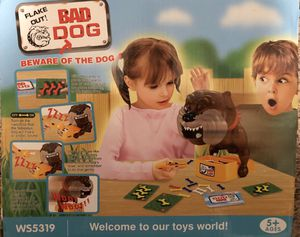 Children's Toy Game Beware of the (Bad Dog) (Like New) for Sale in Visalia, CA