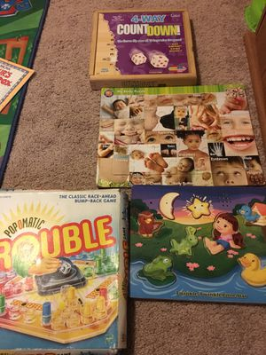 Games and puzzles for Sale in Perris, CA