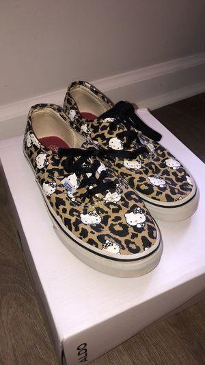 Vans Hello kitty youth size 3 for Sale in Alpharetta, GA