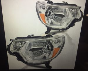 Headlights for Toyota Tacoma, New for Sale in Austin, TX
