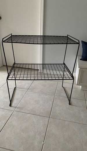 Two storage racks/shelves for Sale in Boca Raton, FL