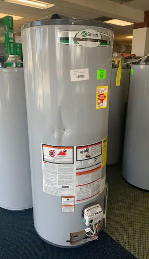 Brand New Gas 50 Gal Water Heater C UJ for Sale in Los Angeles, CA