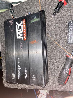 mtx terminator tna251 amp for Sale in Gainesville, FL