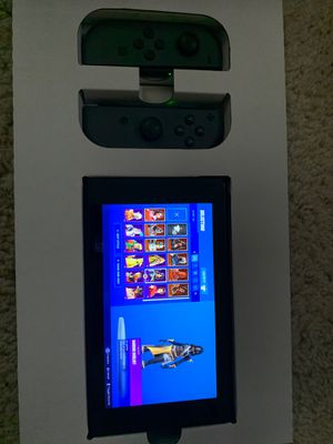 Nintendo Switch Full Package- Added HDMI cord + Extra USB Power Cord + Headphones for Sale in Woodbridge, VA