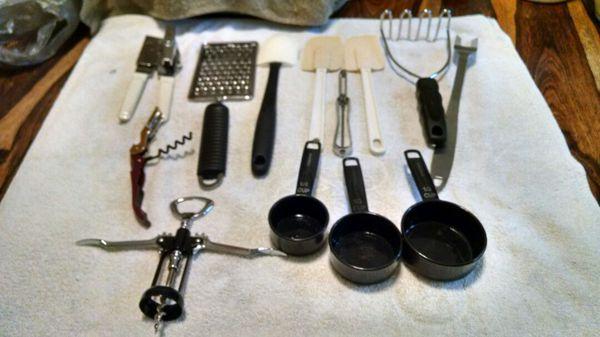 Kitchen Utensils (2)