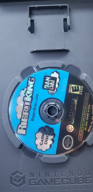 Ribbit King Gamecube( game disc) for Sale in Fallbrook, CA