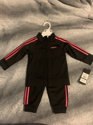 Adidas Tracksuit Size 9 Month for Sale in Maryland Heights, MO