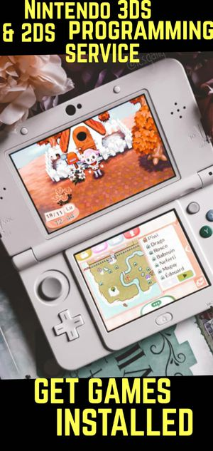 Nintendo 3ds 2ds games (n0t selling device) for Sale in Las Vegas, NV