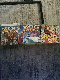 Zoo Tycoon For Pc for Sale in Fountain,  CO