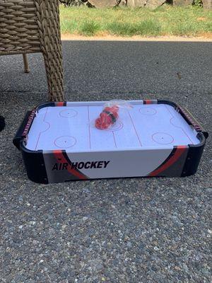 Mini air hockey table for Sale in Lacey, WA