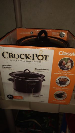 Crock pot for Sale in Belleville, IL