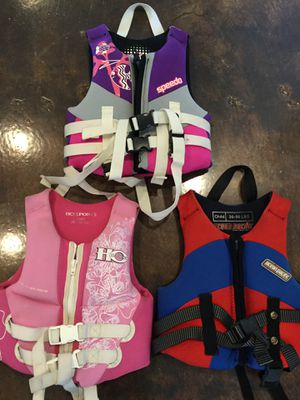Life vests for Sale in St. Charles, IL