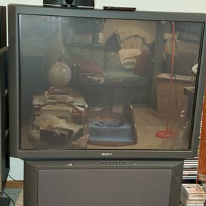 Sony 53 Inch Rear Projection TV for Sale in Trenton, NJ