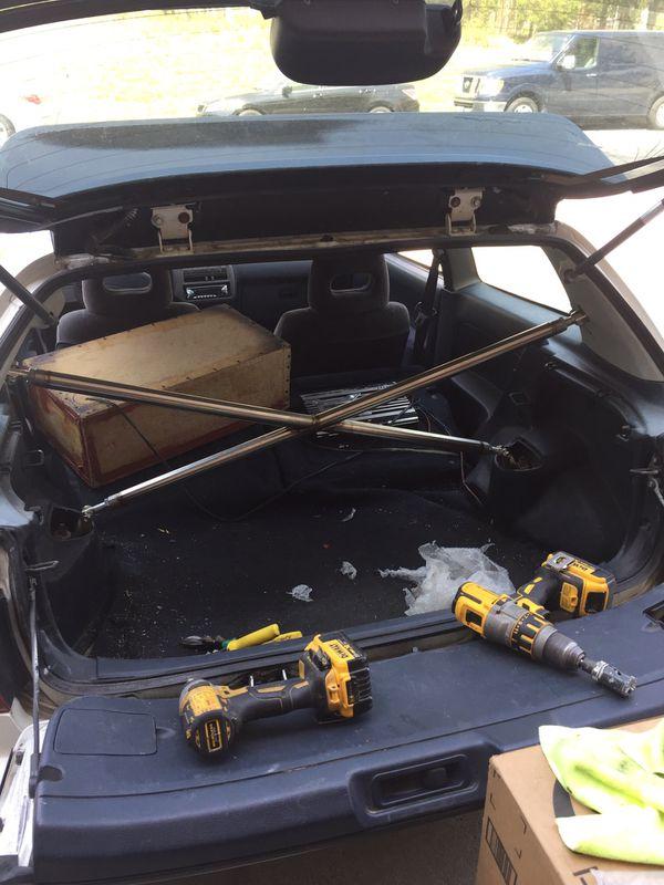 93 Civic Cx eg hatch